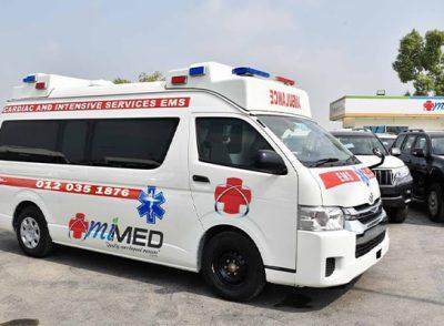 Ambulane 102-min